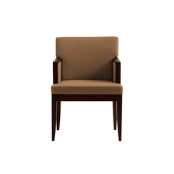 Lido armchair | Restaurant chairs | Billiani