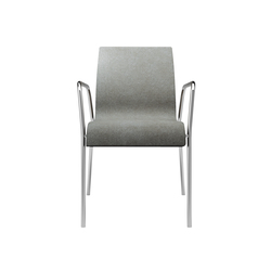 Pop chair with armrests | Chaises polyvalentes | Billiani