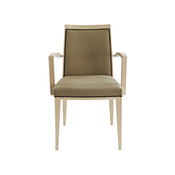 Reve chair with armrests | Restaurant chairs | Billiani