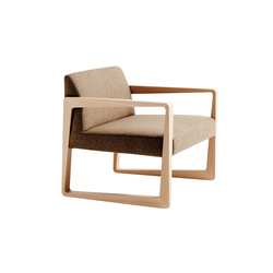 Askew lounge chair | Lounge chairs | Billiani