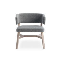 Croissant lounge chair | Visitors chairs / Side chairs | Billiani