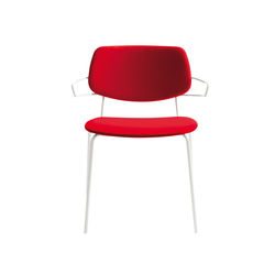 Doll chair with armrests | Chaises polyvalentes | Billiani