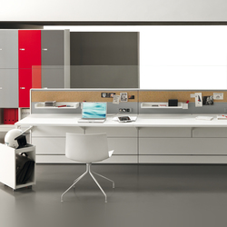 Te Partition | Desking systems | Martex