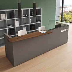 Te Reception | Reception desks | Martex
