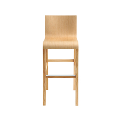 Foglia barstool | Barhocker | Billiani