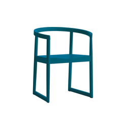 Nordica chair with armrests | Restaurant chairs | Billiani