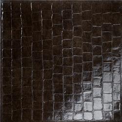MaTouche Croco Charbon | Tiles | Rex Ceramiche Artistiche by Florim