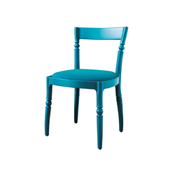 Toccata chair | Restaurant chairs | Billiani