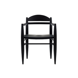 Vincent chair with armrests | Restaurant chairs | Billiani