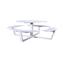 La Grande Ronde | Tables and benches | CASSECROUTE