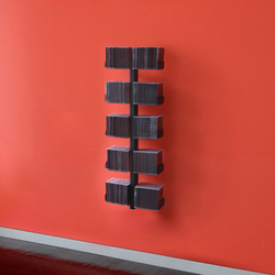 cd-baum double version wall | CD racks | Radius Design