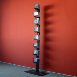 cd-baum single version stand | Porta CD | Radius Design