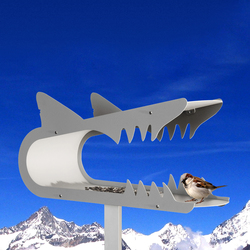 piepshow shark | Bird houses / feeders | Radius Design