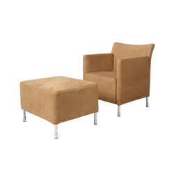Lucca F 6772 Armchair | Footstool | Lounge chairs | Gelderland
