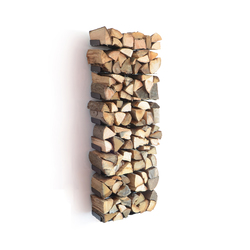 wooden tree wall big | Cestas para leña | Radius Design