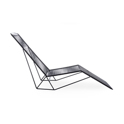 Wired Chaise Longue | Méridiennes de jardin | Forhouse