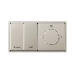 KNX rotary sensor LS 990 | KNX-Systems | JUNG