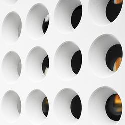 fibreC 3D | Rivestimento di facciata | Rieder