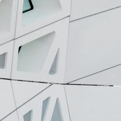 fibreC 3D | Concrete panels | Rieder