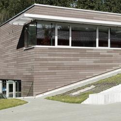 Polytechnische Schule Kössen | Facade design | Rieder