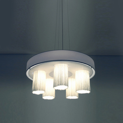 Hang Loose S – suspended lamp | General lighting | Bernd Unrecht lights