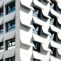 concrete skin | Eurostars Book Hotel Munich | Facade systems | Rieder