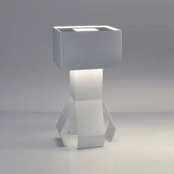 Mascolino T - Table lamp | Iluminación general | Bernd Unrecht lights