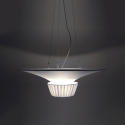 Wing S - suspended lamp | Iluminación general | Bernd Unrecht lights