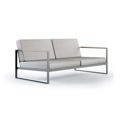 Garden Easy | Sofa 2 Seat | Divani | Röshults