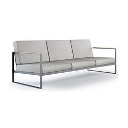 Garden Easy | Sofa 3 Seat | Divani | Röshults