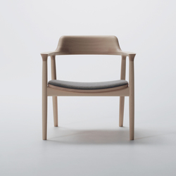 Hiroshima Lounge Chair | Loungesessel | MARUNI