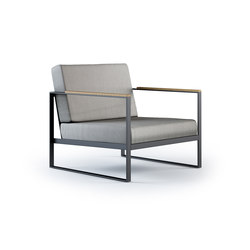 Garden Easy Chair | Fauteuils de jardin | Röshults