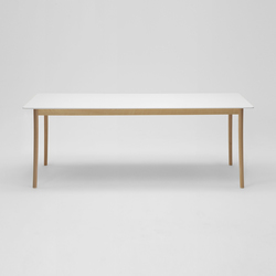 Lightwood Table 240 (Rectangular Corian Top) | Dining tables | MARUNI