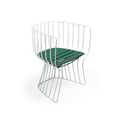Scheleton | Garden chairs | Forhouse