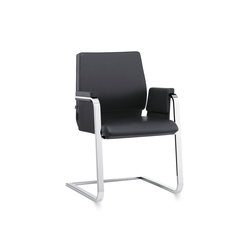 Axos 550A | Visitors chairs / Side chairs | Interstuhl Büromöbel GmbH & Co. KG