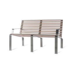 Inkas Bench | Garden benches | Forhouse