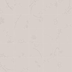 Bloom White mix/4 | Tiles | Cerim by Florim