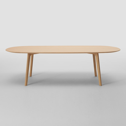Roundish Table 240 (Oval) | Dining tables | MARUNI