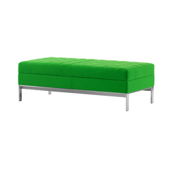 Millbrae Contract Two Seat Bench | Bancos de espera | Coalesse