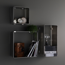 Modular Accessories | Wall shelves | Forhouse