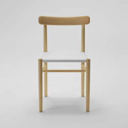 Lightwood Armless Chair (Mesh Seat) | Sillas | MARUNI