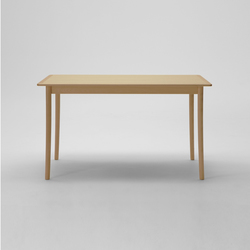 Lightwood Table 130 Rectangular | Mesas comedor | MARUNI