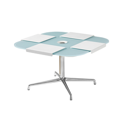 SW_1 Low Conference Table Square | Mesas de conferencias | Coalesse