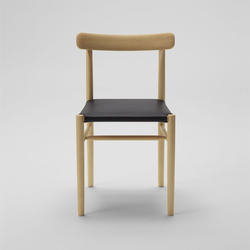 Lightwood Armless Chair | Chairs | MARUNI