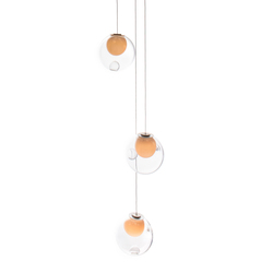 Series 28.3 random | Suspended lights | Bocci
