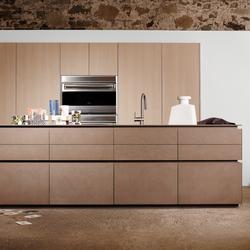 Luna Patinato | Island kitchens | eggersmann
