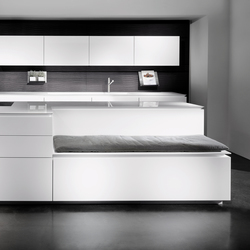 Quarzglas | Island kitchens | eggersmann