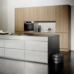 Silver Touch | Cocinas isla | eggersmann