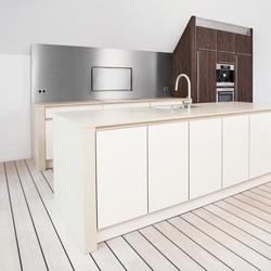 Haus Kopenhagen | Cucine a isola | eggersmann