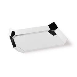 Poligono vassoio x6 | Bowls | Forhouse